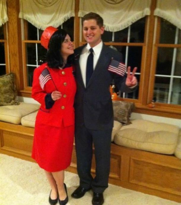 JFK and Jackie O