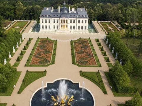 COGED Chateau Louis XIV