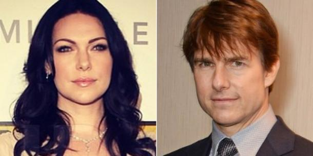 Laura Prepon and Tom Cruise - Instagram / IMDB