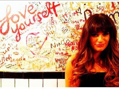 "<a href=""http://distilleryimage11.ak.instagram.com/66dae4a2f79d11e19a6522000a1d034e_7.jpg""/>Lea Michele Instagram</a>"