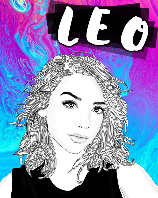 Leo zodiac signs staying in touch with friends
