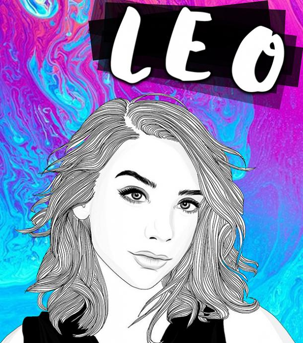 leo zodiac sign type of porn