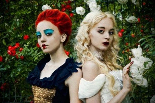 lesbian couple costumes