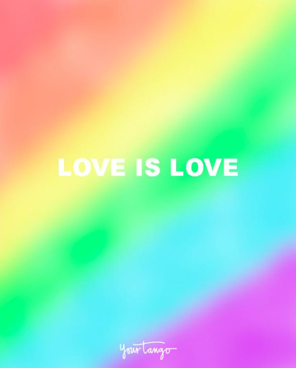 love is love lgbt quotes love
