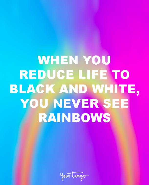 black and white lgbt quotes love