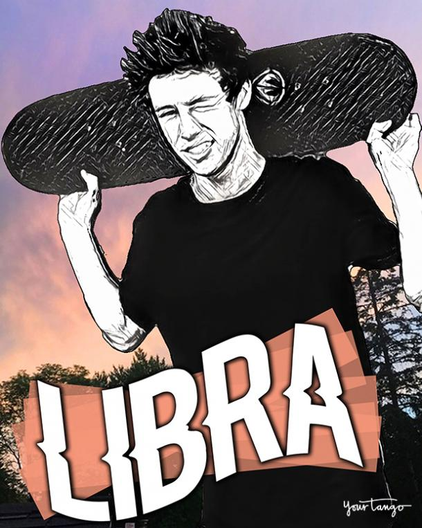 Libra Zodiac sign how to get his attention