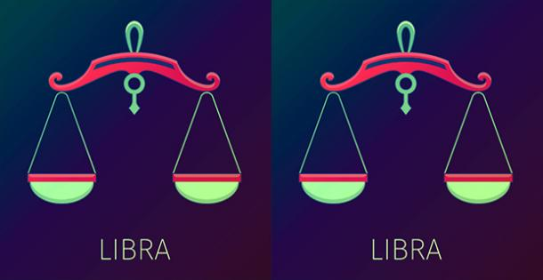 Libra and Libra compatible zodiac signs will find true love together