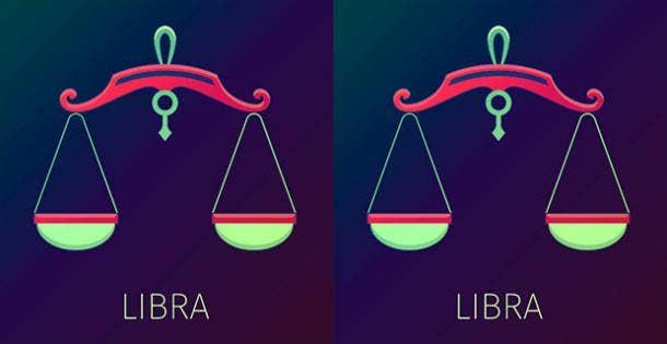 Libra and Libra compatible zodiac signs will find true love together