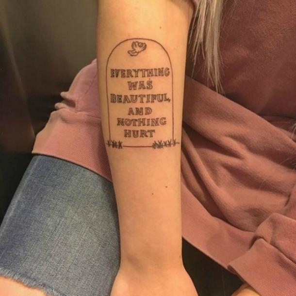 Want A Quote Tattoo These 26 Life Quotes Are Perfect Yourtango
