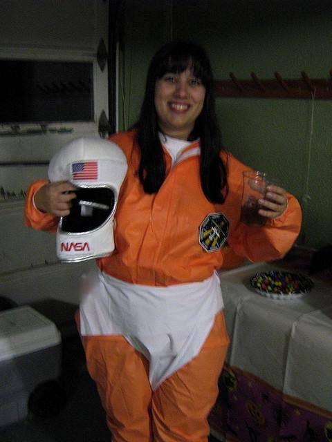 Lisa Nowak crazy astronaut lady diaper