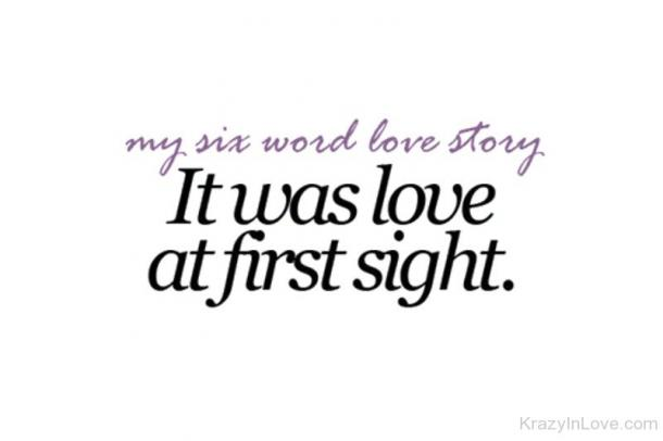 love stories six words