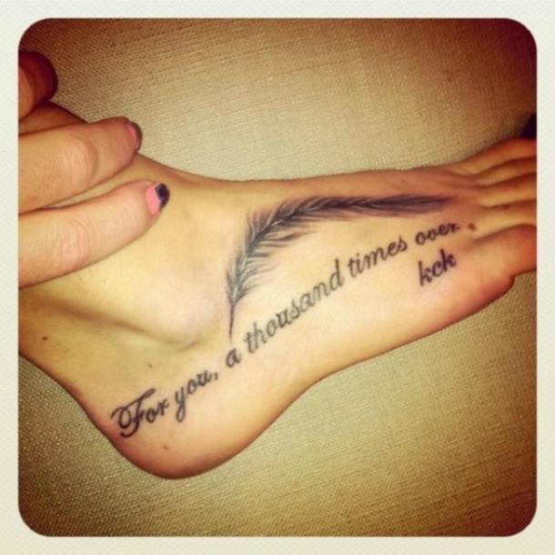 60 Love Quotes To Inspire Your Next Tattoo YourTango Enchanting Tattoo Quotes About Love