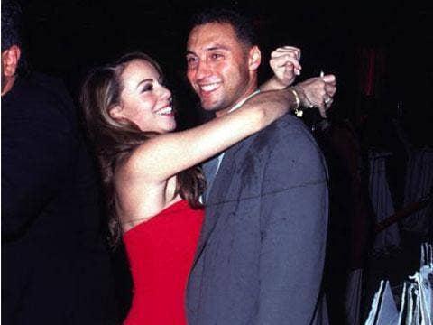 """<a href=""""http://www.famouswhy.com/photos/derek_jeter_and_mariah_carey_photo.jpg"""">Mariah Carey & Derek Jeter</a>"""