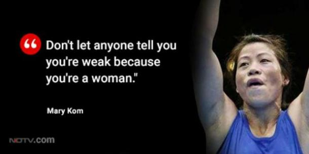 Quotes From Inspiring Women On International Women's Day