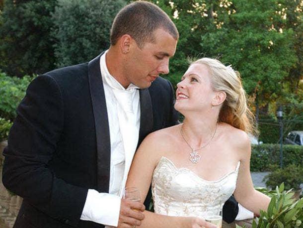"<a href=""http://www.abcfamily.com""/>Melissa Joan Hart & Mark Wilkerson</a>"