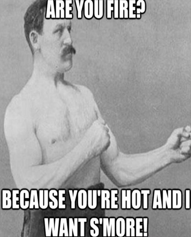 Corniest Pick Up Line Memes That Are Hilariously Funny