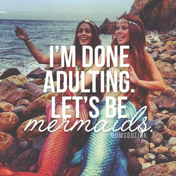 funny adulting quote