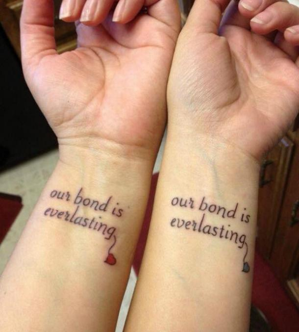 45 Mother Daughter Tattoos In Honor Of Your Bond Together ...
