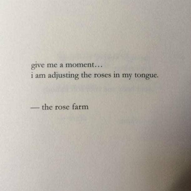 Nayyirah Waheed Instagram Poems Love Poems