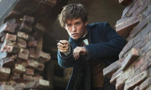 Harry Potter theme Fantastic Beasts score