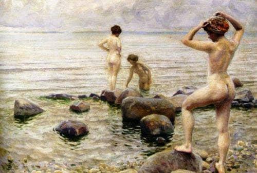 nudist colonies
