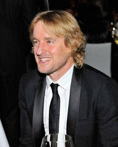 Owen Wilson - Donato Sardella, Getty Images