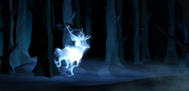 Patronus quiz Pottermore Harry Potter