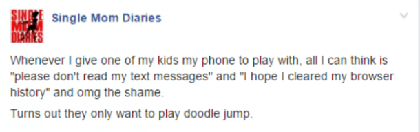 phone to kids