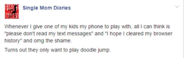 phone to kids