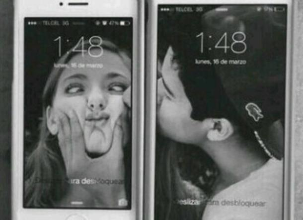 iphone kisses