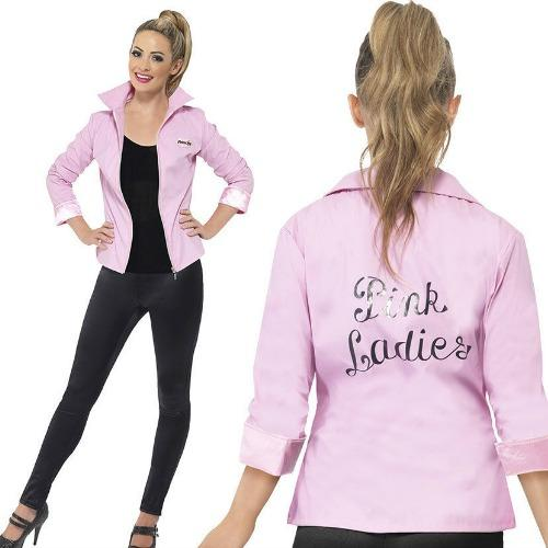 Pink Ladies Grease halloween costume
