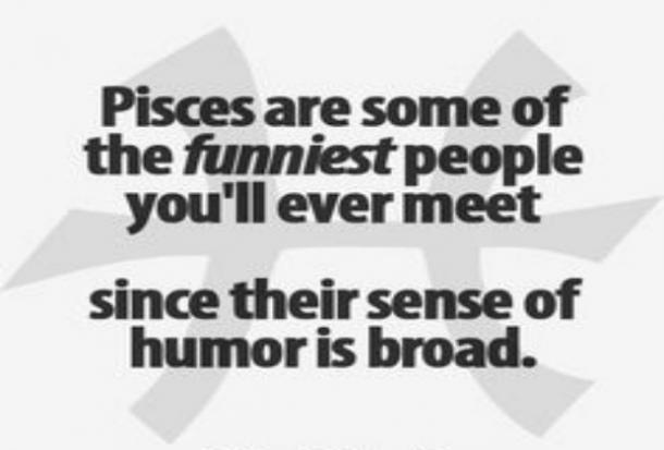 Pisces humor