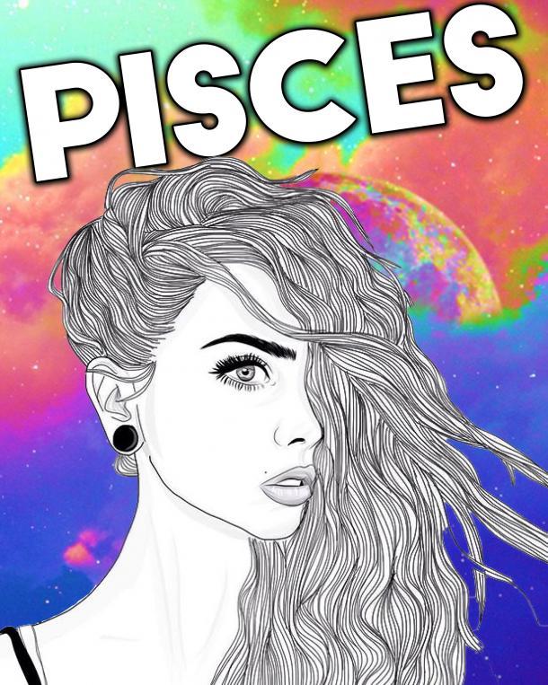 Pisces zodiac sign don't take life too seriously