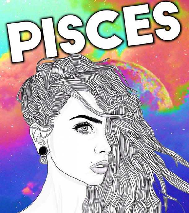 pisces zodiac sign is she flirting with me