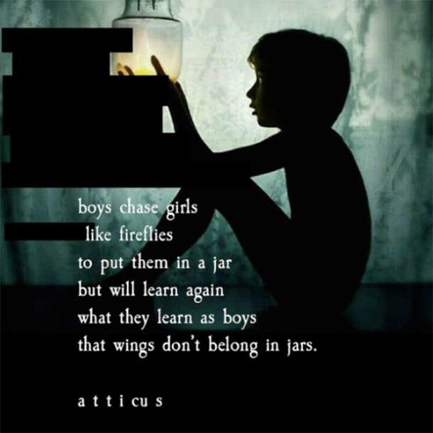 instagram poet atticus