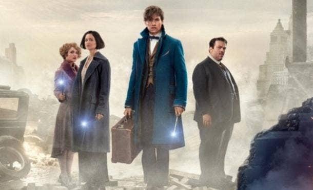 Harry Potter prequel Fantastic Beasts