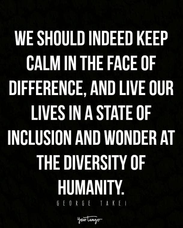 George Takei pride quotes