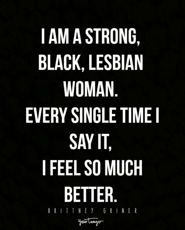 Brittney Griner pride quotes