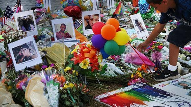 Pulse Orlando United Day LGBT