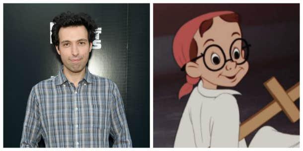 Alex Karpovsky and John Darling - <i>Jamie McCarthy/Getty Images & Disney</i>