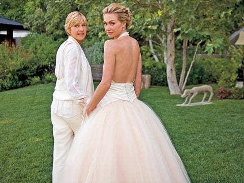 """<a href=""""http://farm9.staticflickr.com/8457/8073387362_30c4599258_z.jpg""""/>Ellen DeGeneres & Portia De Rossi</a>"""