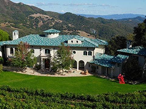 Robin Williams' mansion