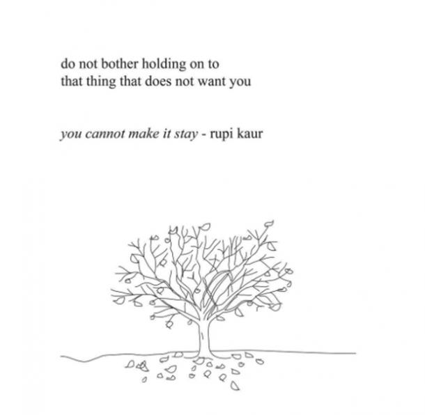 rupi kaur Quotes about love