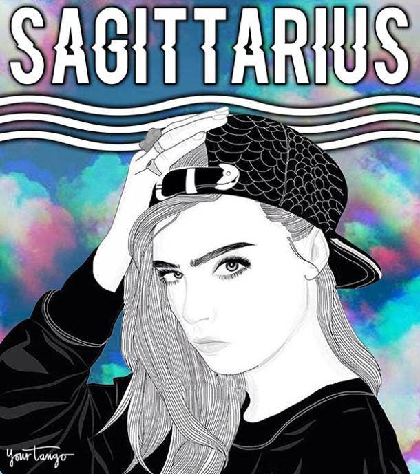 saigttarius most intimidating zodiac sign personality traits