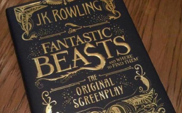Fantastic Beasts and Where to Find Them J K Rowling script