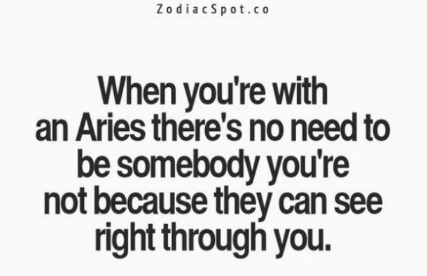 Aries women intuition