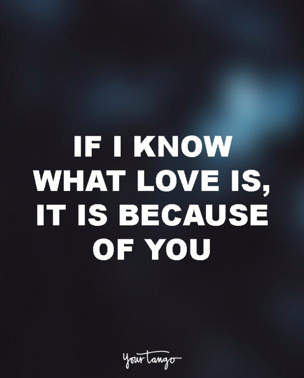 Simple Love Quotes Fascinating 48 Beautifully Simple Love Quotes For Her YourTango