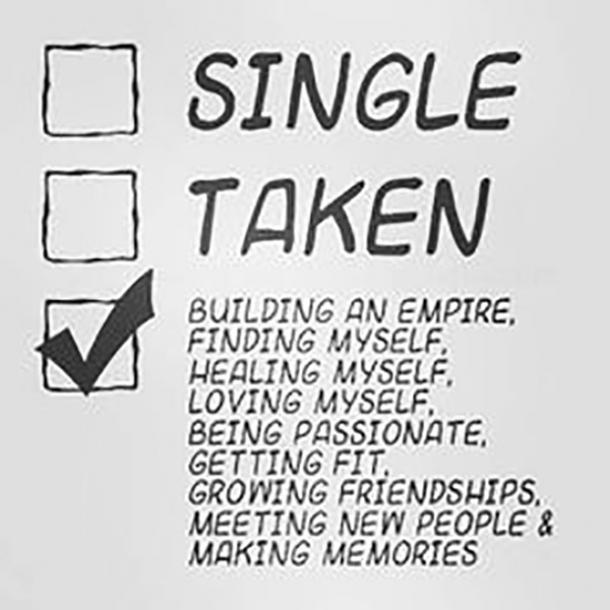 single meme 2?itok=_kRkPvKS 25 empowering quotes for the newly single woman yourtango