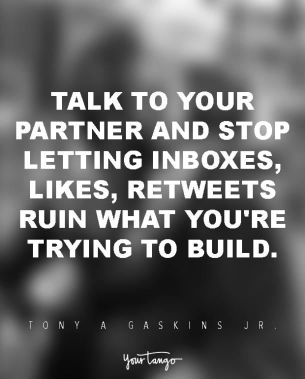 Quotes That Prove Social Media Can Ruin Relationships YourTango - 16 powerful images that sum up how social media is ruining our lives