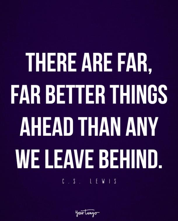 c.s. lewis starting over quote